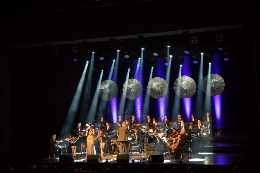 Das Jubiläumskonzert 2018: Fink & Steinbach Bigband - The Revolution of Bigband. Popmusik. Konzert, Party. Das Erlebnis für Events und Firmenfeiern.