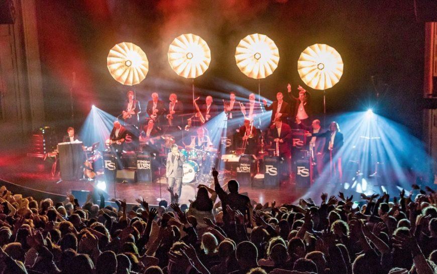Die Bigband STEINBACH steht für mitreißende Live-Musik.
