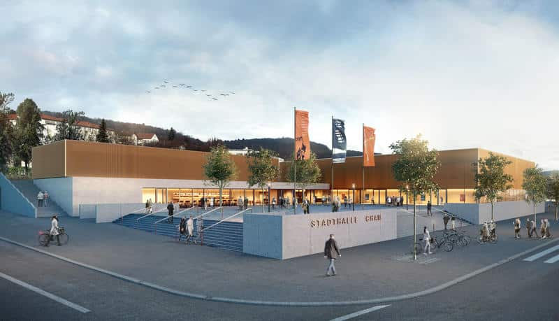Stadthalle Cham – Großer Eröffnungsball
