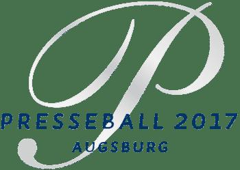 Logo vom Presseball Augburg 2017