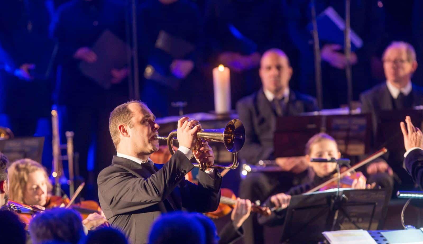ADESTE FIDELES – das festliche Konzert zur Advents- und Weihnachtszeit