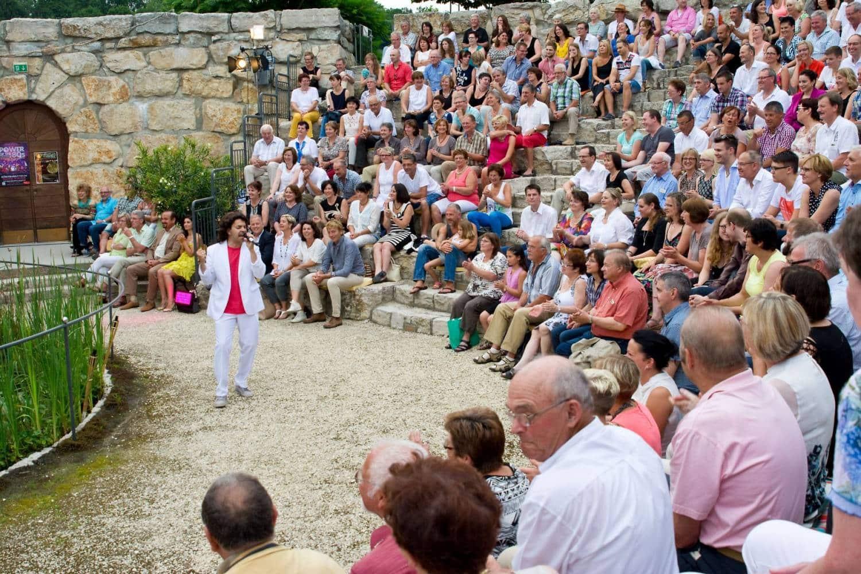 Open Air-Konzert im Amphitheater 2018