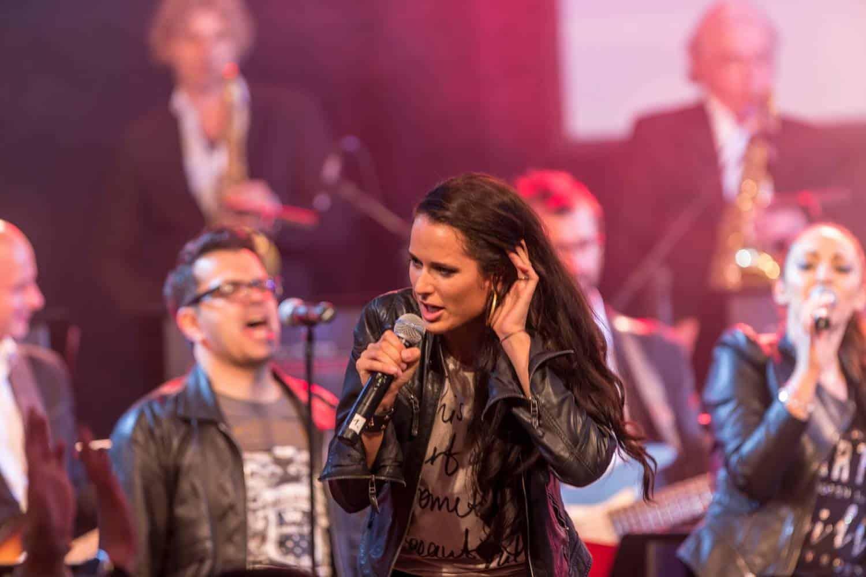 Band für die Firmenveranstaltung der Fa. Liebherr – Bigband Fink & Steinbach