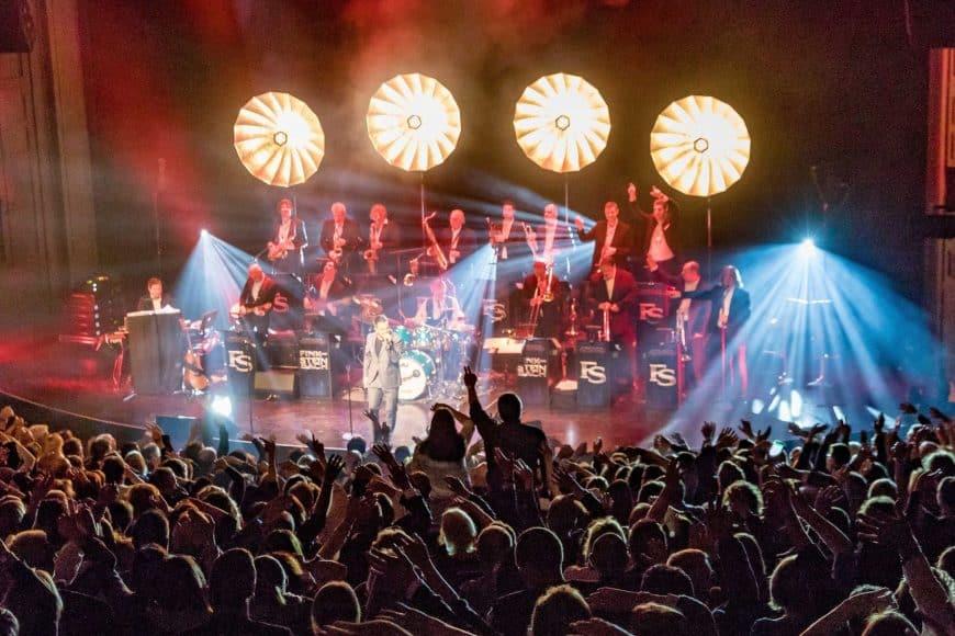 Bei Events und Konzerten der Bigband Fink & Steinbach begeistern unsere Sänger und Sängerinnen zusammen mit den 15 Musikern das Publikum immer wieder aufs Neue.