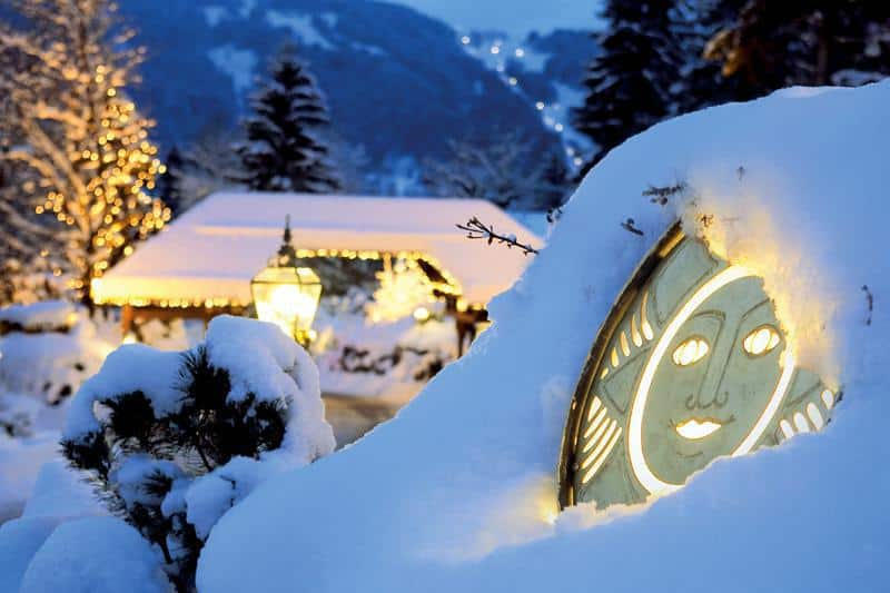 Silvester-Showball in der Sonnenalp