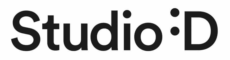 Logo von Studio D, dem Management der Bigband Steinbach