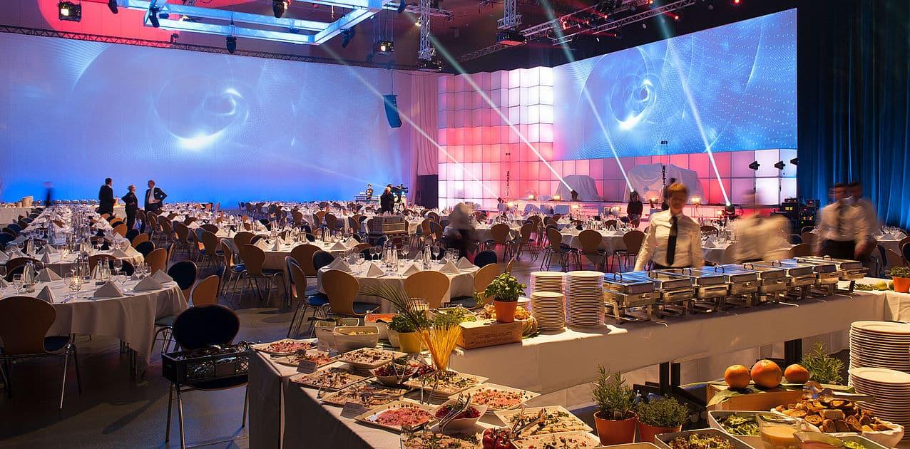 Corporate Event 60 Jahre Maschinenringe